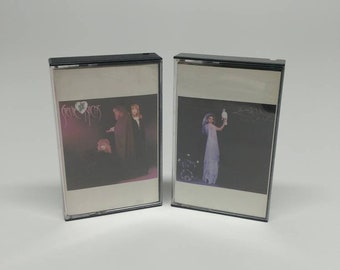 Stevie Nicks - The Wild Heart and Bella Donna Cassette Tape Set