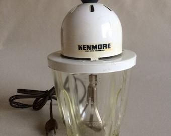 Vintage Kenmore 3 cup Blender