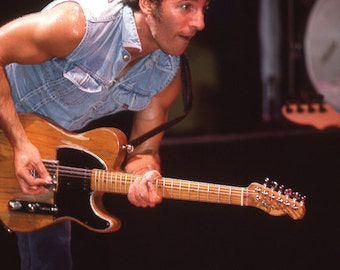 Bruce Springsteen, Bruce, Rock Stars, The Boss, E Street Band, Rock 'n Roll, Springsteen, Rock Photography, Born in the USA, Born to Run