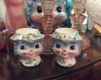 Miss priss egg cups. Very rare to find.