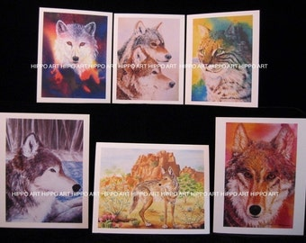 WILD ONES Southwest Greeting Cards