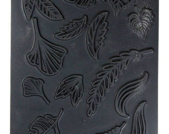 Texture Stamp - Lovely Leaves by Christi Friesen (PN4742) **CLOSEOUT**