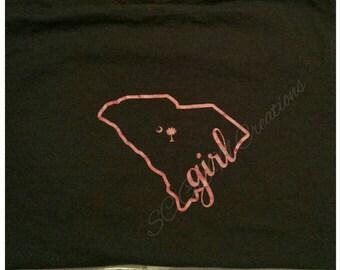 South Carolina Girl Shirt