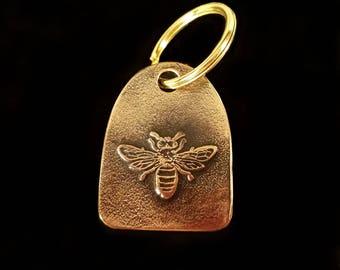 Honey Bee keychain Ornament