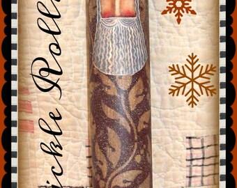 Apple Tree Cottage Original Design E Pattern - Belsnickle