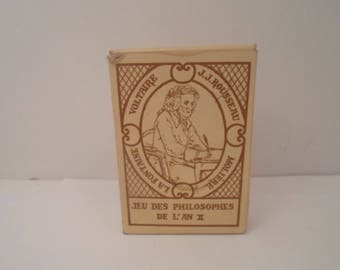 Vintage Unusual Made in France Tarot Cards Mint in Box never used Jeu De Cartes Excellent mesmerizing spellbinding.
