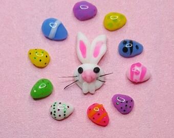 Nail charms Easter set #2