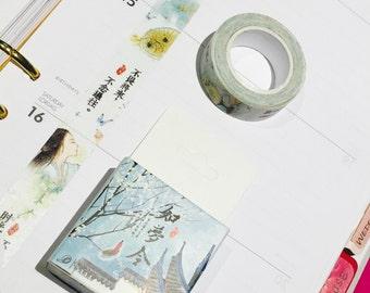 Great Quality Japanese Style Washi Tape