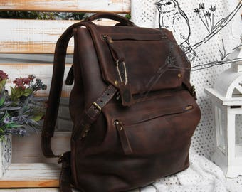 leather backpack women,leather backpack men,brown leather backpack,leather backpack laptop,leather backpack brown,backpack women laptop