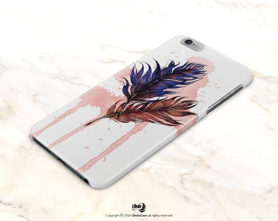 iPhone 7 Case Feather iPhone 7 Plus Case Feathers iPhone 5s Case Feather iPhone 6 Case Feathers iPhone 5 Case ink iPhone 6s Case iPhone SE