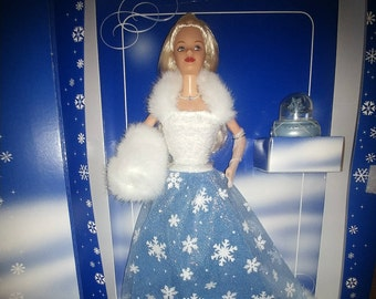 Avon Snow Sensation Barbie