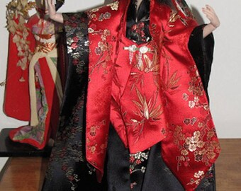 "Ellowyne Wilde 16"" in a Custom-Made Kimono"