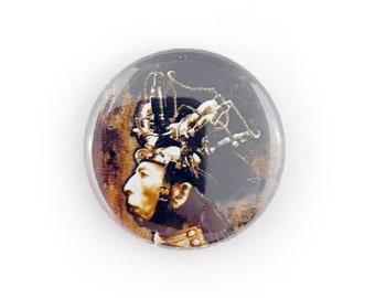 """The City of Lost Children - 1"""" Button Pin"""