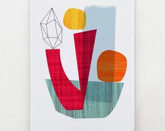 Balance 1, Print, Ellen Giggenbach