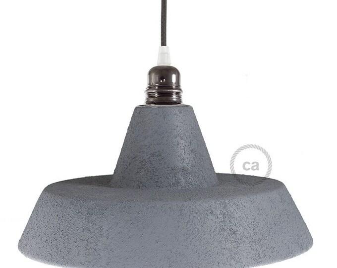 "Pendant light, room lamp, ""Industrial Ceramic"", Restaurant lighting, Bar lighting, minimalist Lamp, Loft,"