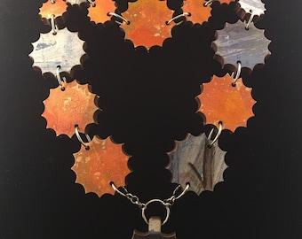 Starbursts - Orange vs. Blue
