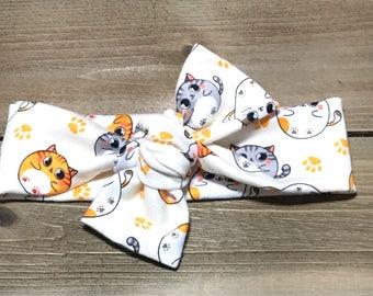 Rolly Polly Headband- Baby Headwrap Baby Head Wraps Tie Knot Headbands Baby Headbands Girls Headbands Newborn Headband Jersey Knit Headwrap