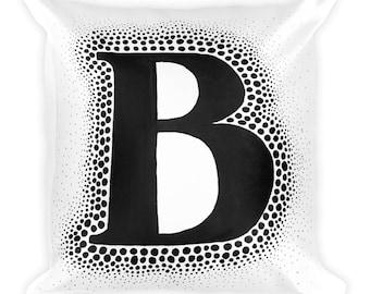 B pillow