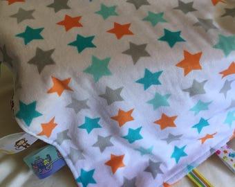 Stars Ribbon Blankie