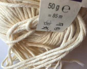 Cotton Sportweight Yarn -- Cotone Ecologic by Sesia