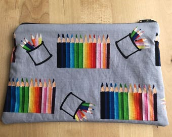 Cute pencil case, ideal for kids or teachers!