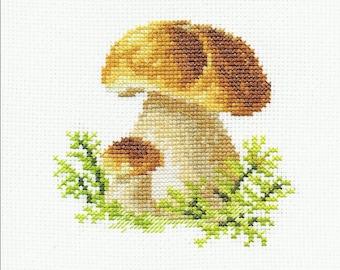 Cross Stitch Kit King bolete art. 0-144