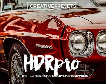 10 HDR PRO Lightroom Presets for Photographers
