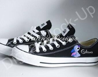 Stitch custom shoes