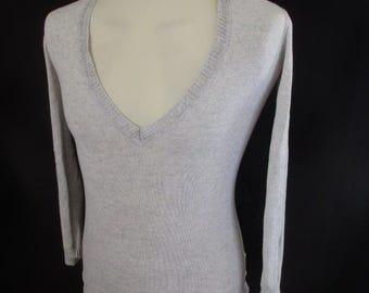Ralph Lauren gray sweater size S to-72% COdkuGJDwv