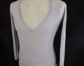 Ralph Lauren gray sweater size S to-72%