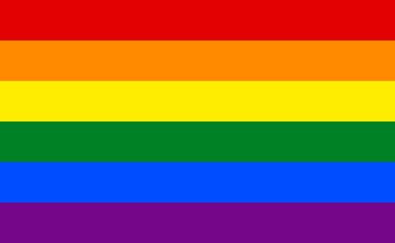 rainbow color order Gay