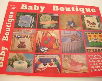 Vintage Baby Boutique Craft Book