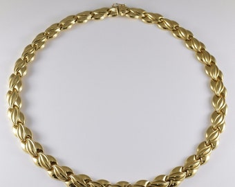 "14K Yellow Gold 16"" Necklace"