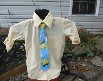 Sponge Bob boys necktie