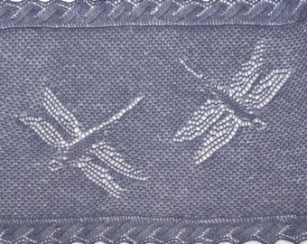 A Dazzle of Dragonflies - PDF pattern