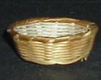 "Miniature BASKET  1/2"" H X 1-5/8"" W"