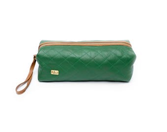 Ms. Rain Forest  Toiletry Bag