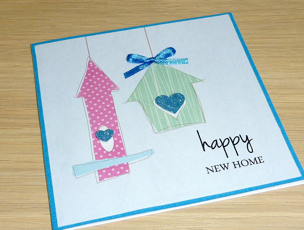 New house house warming moving card handmade greeting zoom kristyandbryce Gallery