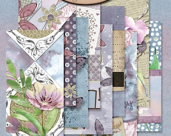 Dashboard Standard Size, Travelers Notebook, Filofax, Daily Planner: Memories Of Home Standard A