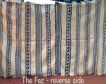 The Fez reverse Side