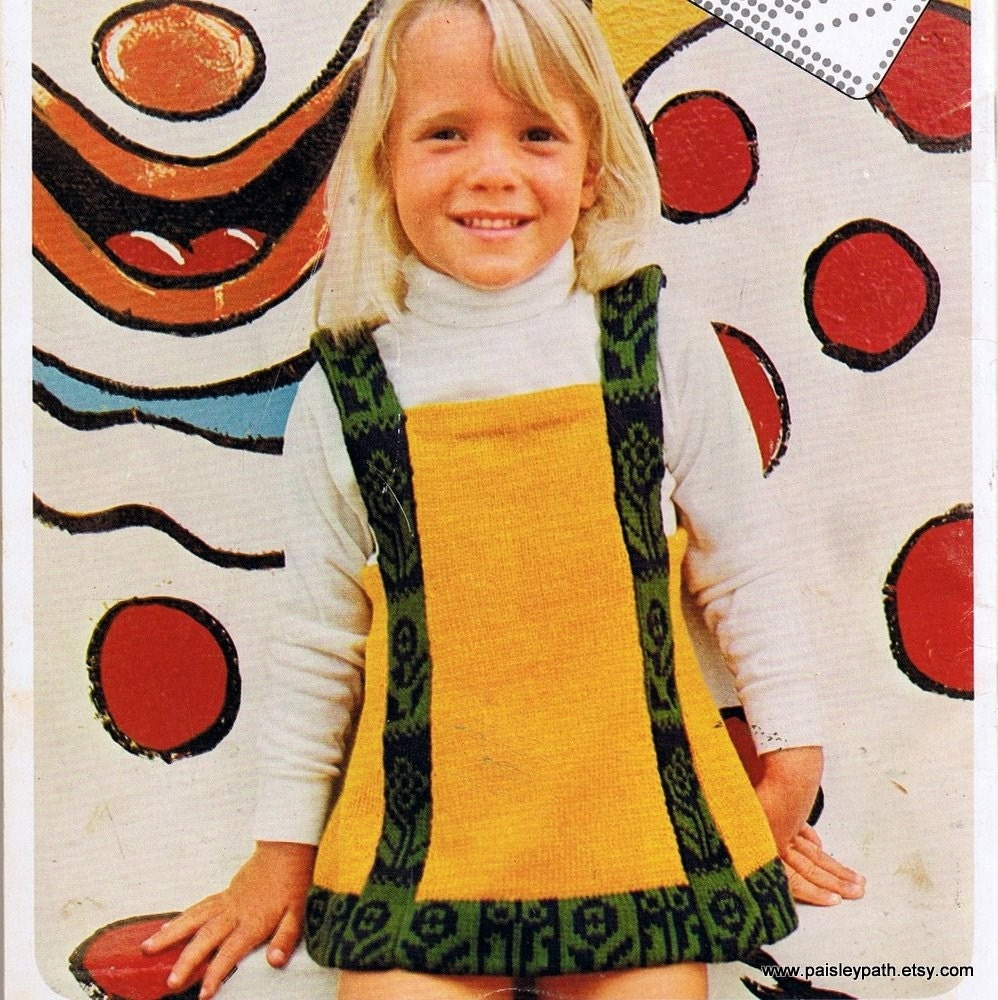 Vintage 70s Empisal Machine Knitting Patterns from paisleypath on ...