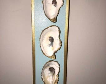 Blue Oyster Canvas **FREE SHIPPING**