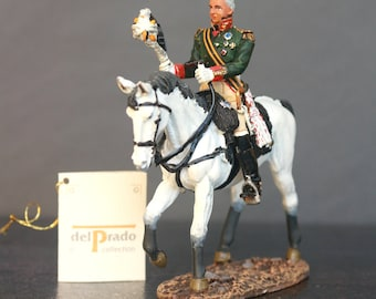 Cavalry Collection- Historical person- Kutuzov,1812- Military Miniature Art History Figurine