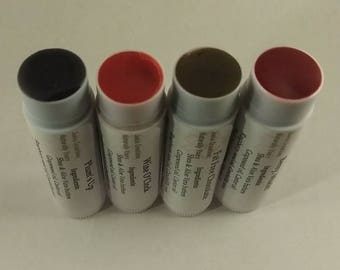 Tinted Vegan Lip Balm Lip Tint Lip Care Shea Butter Lip Balm Lip colour Organic Vegan