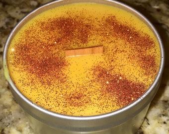 Mimosa & Mandarin Candle