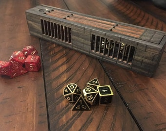 The Dungeon - RPG Dice Jail