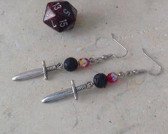 Horde Rogue Earrings