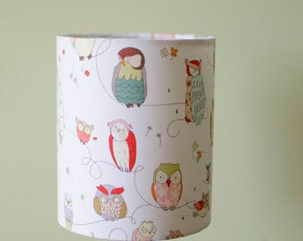Owl lamp shade etsy owl lampshade owl nursery decor owl bedroom owl gifts owl baby gift nursery lampshade owl decor nursery accessories owl lamp aloadofball Choice Image