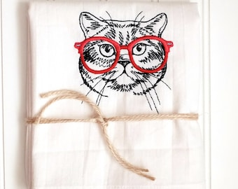 Personalized Tea Towel HARRY Design