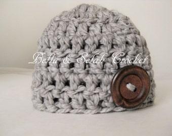 Beanie for baby boy, Crochet baby boy hat, Beanie for toddler, Crochet winter hat for kids, Newborn baby photo prop, Crochet Baby girl hat